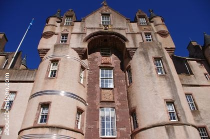 The National Trust For Scotland Castles
