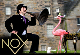 The Trickery Aberdeen Cabaret Shows The Nox