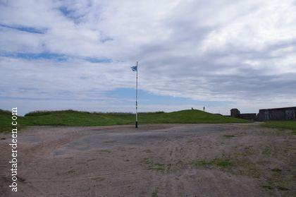 Torry Battery Flagpole