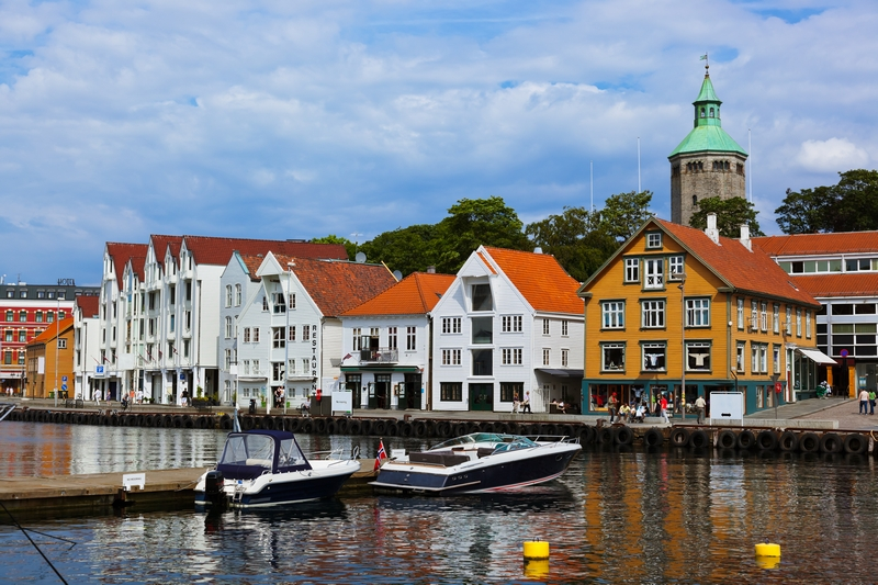 Twin City of Aberdeen Stavanger Norway