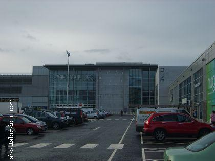 Union Square Aberdeen Shopping Centre