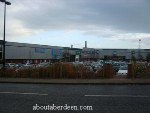 Aberdeen Berryden Shopping Centre