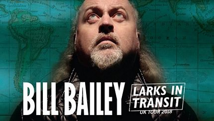 Bill Bailey Aberdeen