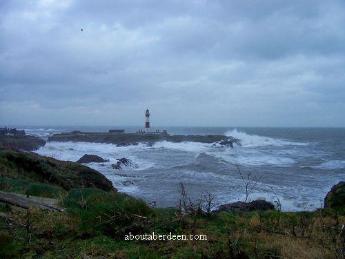 Boddam Lighthouse Photograph
