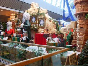 Bon Accord Christmas Display