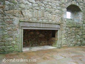Castle Fireplace