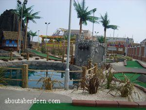 Crazy Golf Aberdeen