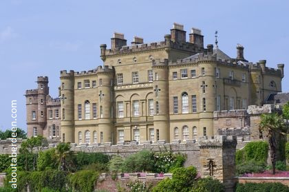 culzean castle photo
