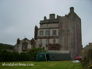 Delgatie Castle Photo