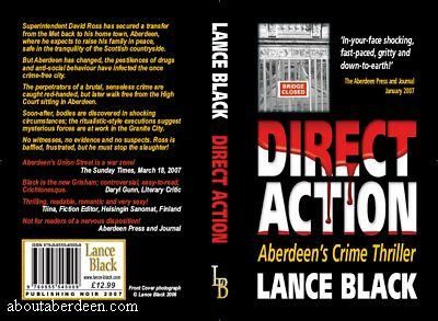 Direct Action Lance Black