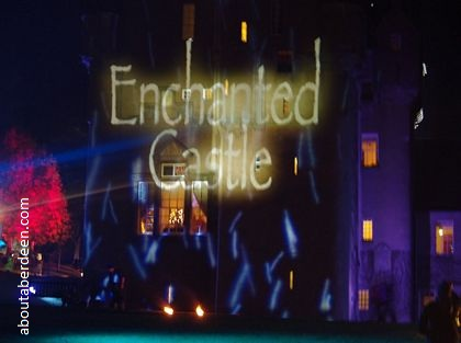 enchanted castle aberdeen