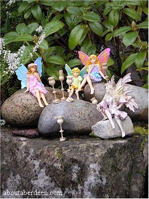 fairy goblets