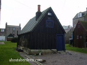 Footdee Fishing Cottage