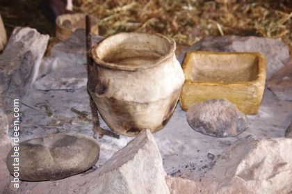 iron age cooking pots