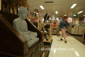 John Lewis Shop Aberdeen