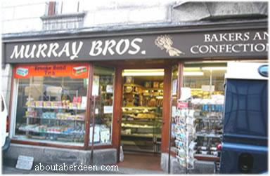 Murray Brothers Bakers Gardenstown