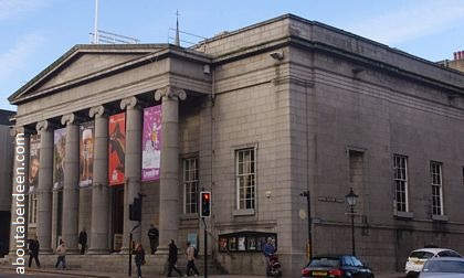 music hall aberdeen