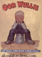 Every other christmas there is a new oor wullie annual. he takes turns