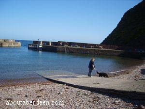 Pennan Fishing Boat