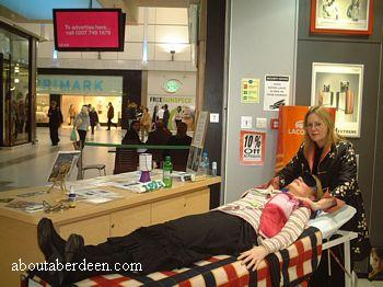 Reiki Healing The Mall Trinity Aberdeen