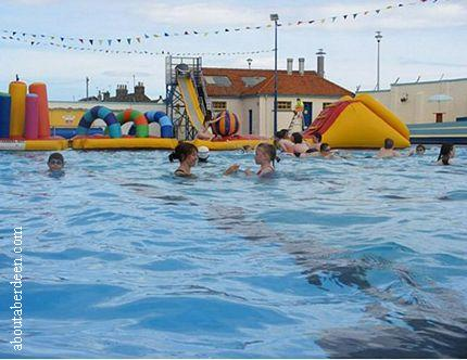 Stonehaven Lido Heated Open Air Swimming Pool