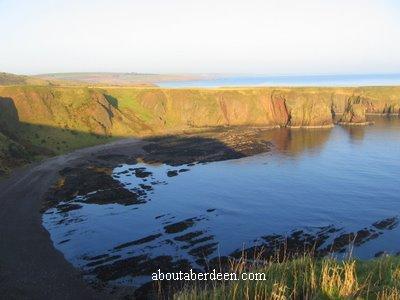 Stonehaven Cliffs