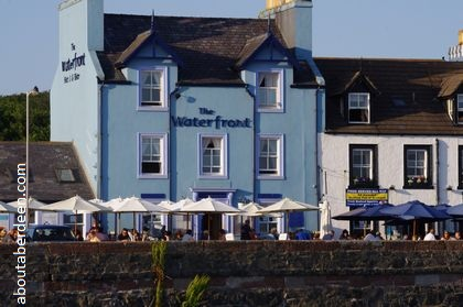 the waterfront bar hotel portpatrick