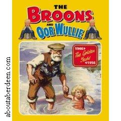 The Broons and Oor Wullie Golden Years Book