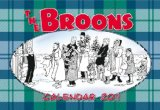 The Broons Calendar 2008