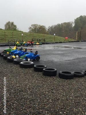 toy tractor race circuit