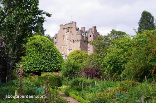 Crathes Castle Photograph