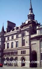 Tolbooth Aberdeen